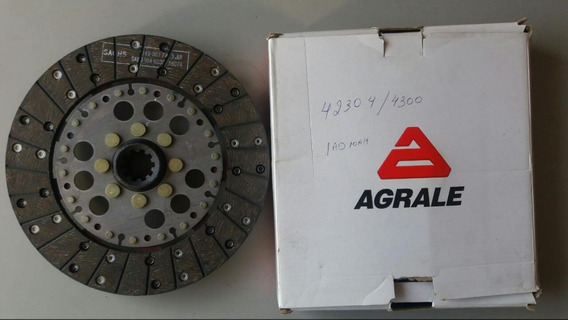 Disco De Embreagem 230mm Trator Agrale 4200, 4300 E 4230.4
