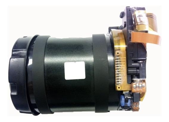 Conjunto Do Bloco Da Lente Câmera Sony Dsc H200 Novo