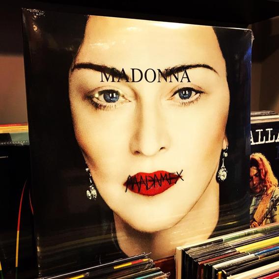 Madonna Madame X Vinilo Doble 2 Lp Nuevo
