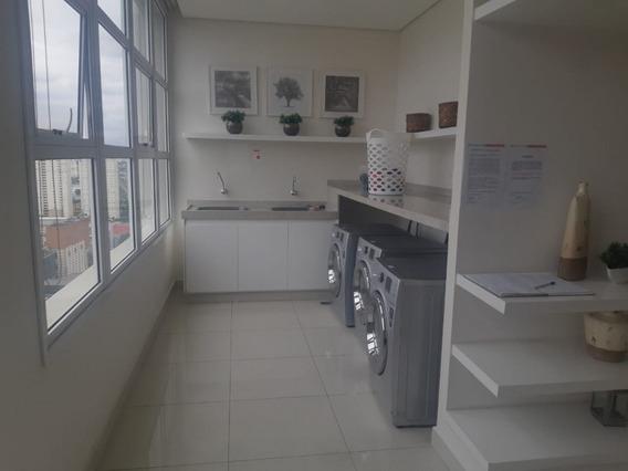 Apartamento Em Tatuapé, São Paulo/sp De 48m² 2 Quartos À Venda Por R$ 470.000,00 - Ap387134