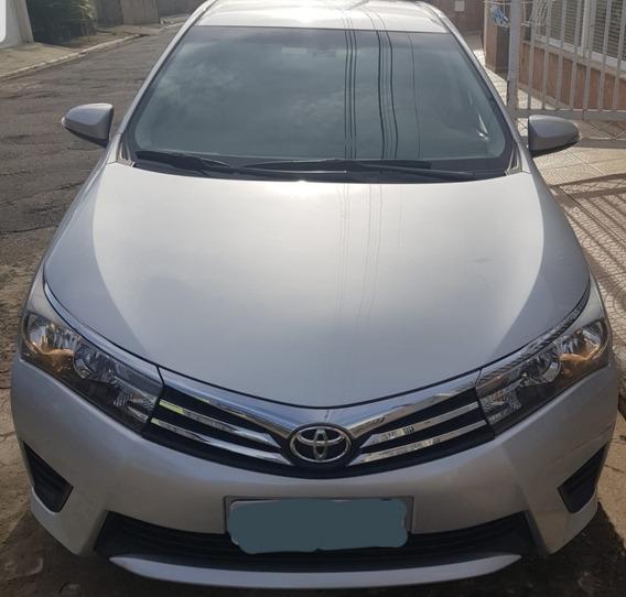 Toyota Corolla 2016 1.8 16v Gli Upper Flex Multi-drive 4p