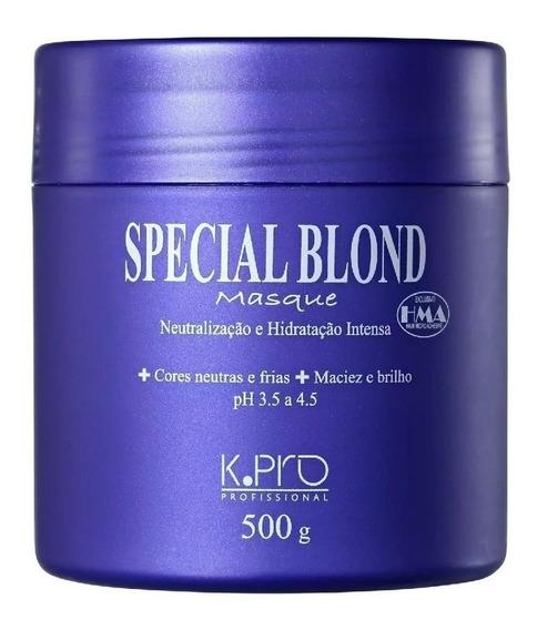 Máscara Kpro Special Blond Masque 500g