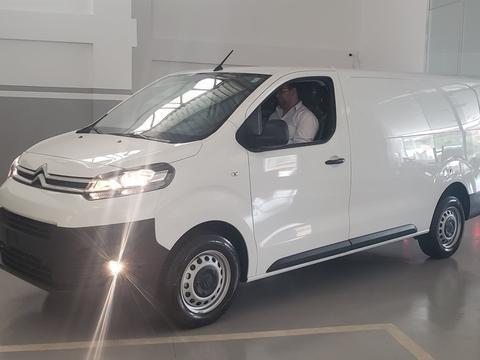 Citroën Jumpy 1.6 (11l) Td Blue Hdi 5p 2020