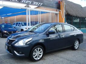 Nissan Versa 1.6 Advance Mt,un Dueño,18,000km,nuevo Credito