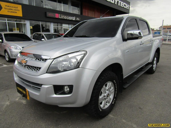Chevrolet Luv D-max Luv Dmax Full Equipo 2.5