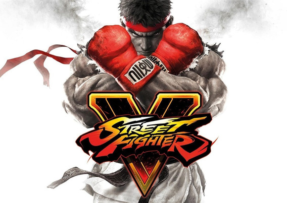 Street Fighter V_ Pc Midiã Digital Original