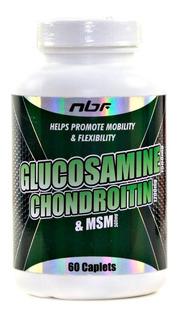 Glucosamina Condroitina & Msm (60 Caps) - Nbf Nutrition