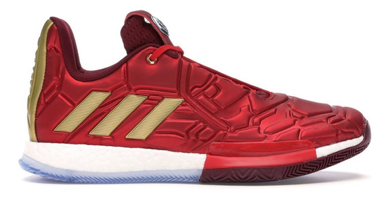 adidas Ultraboost James Harden Vol 3 Marvel Iron Man Tam 38