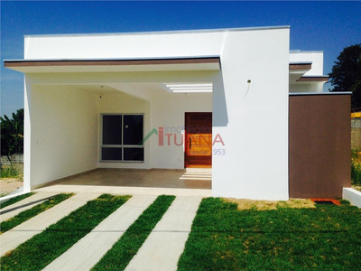 Casa Residencial À Venda, Condomínio Picolino, Salto. - Codigo: Ca0023 - Ca0023