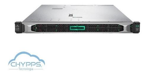 Servidor Hp Dl360 Gen10 Dual Xeon Silver 4116 Ram 128gb Ssd