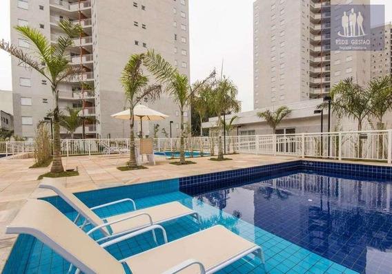 Apartamento À Venda, 65 M² Por R$ 340.000,00 - Vila Prudente - São Paulo/sp - Ap1723