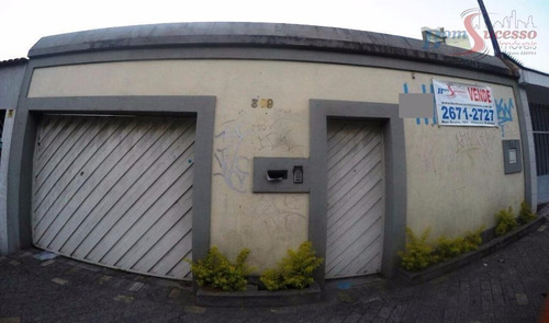 Imagem 1 de 5 de Terreno À Venda, 419 M² Por R$ 1.100.000,00 - Vila Formosa - São Paulo/sp - Te0182