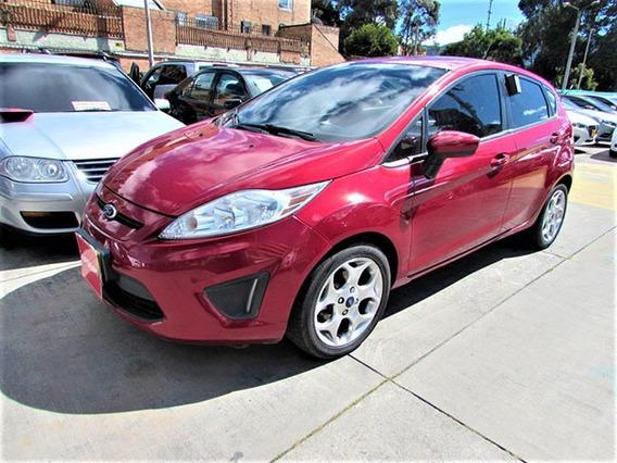 Ford Fiesta Hb Se Mec 1.6 Gasolina