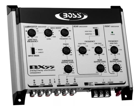 Crossover Boss Bx 55 2/3 Vias