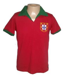 Camisa Retro Portugal 1960 Copa 60 #13
