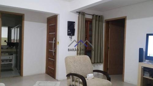 Imagem 1 de 14 de Casa À Venda, 138 M² Por R$ 370.000,00 - Jardim Marcheti - Campo Limpo Paulista/sp - Ca0563