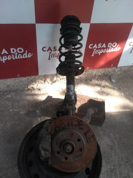 Telescópio Esquerdo Chevrolet Agile