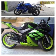 Diseño Y Pintura De Motocicletas , Alta Calidad De Material