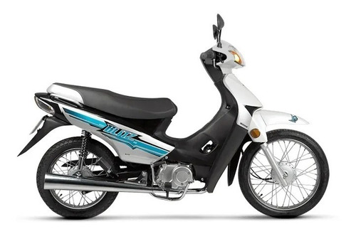 Motomel Blitz 110 18ctas$5.485 Mroma (dlx Full) Cg 150