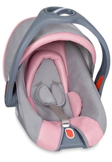 Bebê Conforto Cinza E Rosa Cosco