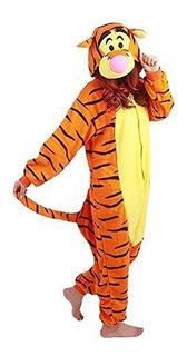 Aootoo Halloween Onesie Costume Animal Cosplay Pijamas Unise