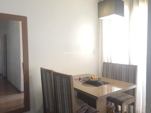 Apartamento Vila Hortolândia - Ap00136 - 34485966