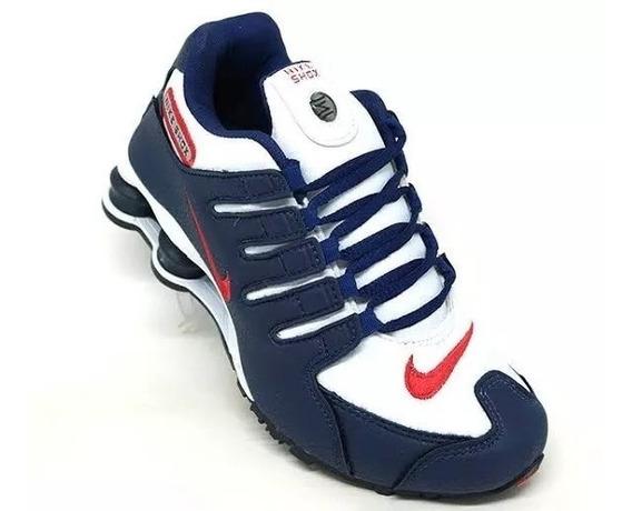 Tênis Nike Shox Nz Eu 4 Molas Original - Promoção Frete Grát