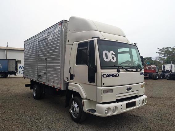 Ford Cargo 815 3/4 2006 Bau - Sb Veiculos