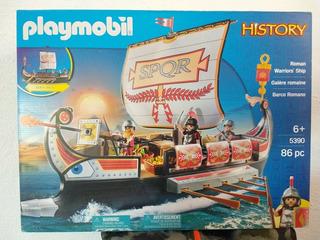 Playmobil History Barco Romano