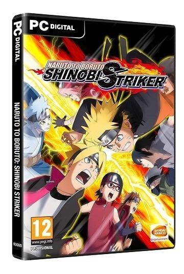 Naruto To Boruto Shinobi Striker Deluxe Edition Pc Dvd