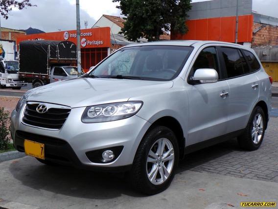 Hyundai Santa Fe 2.4 At 4x2