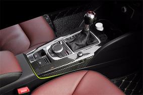 Consola Fibra De Carbon Audi 8v Gcp