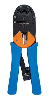 Pinzas Crimpeo Plug Modular Azul 211048 Intellinet