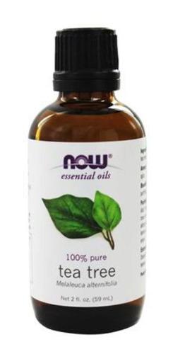 Imagem 1 de 2 de Óleo Melaleuca Tea Tree 60ml Now Foods Importado Americano