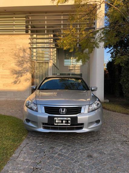 Honda Accord 2.4 Ex-l At G8 2010
