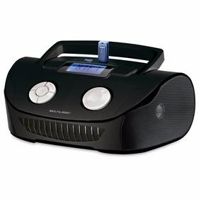 Rádio Com Entrada Para Pen Drive Mp3 Player Fm Usb Sd 182