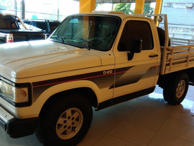 Chevrolet D20 Custom De Luxe Diesel 1994 Jer Pickups