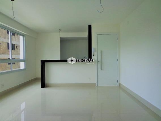 Apartamento 1 Quarto À Venda, 1 Quarto, 1 Vaga, Funcionários - Belo Horizonte/mg - 12747
