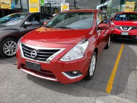 Nissan Versa 1.6 Advance Mt 2017 Somos Agencia.