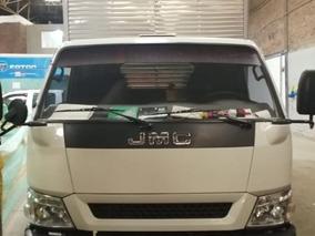 Camion Jmc Cabina Sencilla Modelo 2014