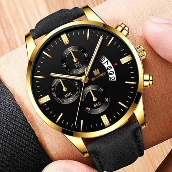 Relógio Masculino Esportivo Na Promoção - Apenas 3sobrando