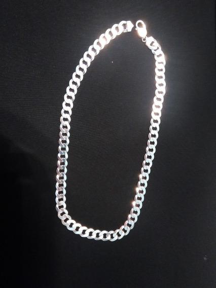 Prata - Corrente Prata Italiana 925 - 55cm 11mm 69g Maciça