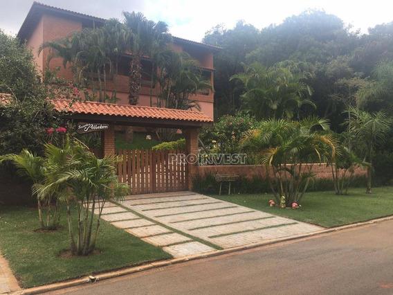 Casa Com 5 Dormitórios À Venda, 470 M² Por R$ 1.150.000,00 - Patrimônio Do Carmo - São Roque/sp - Ca15053
