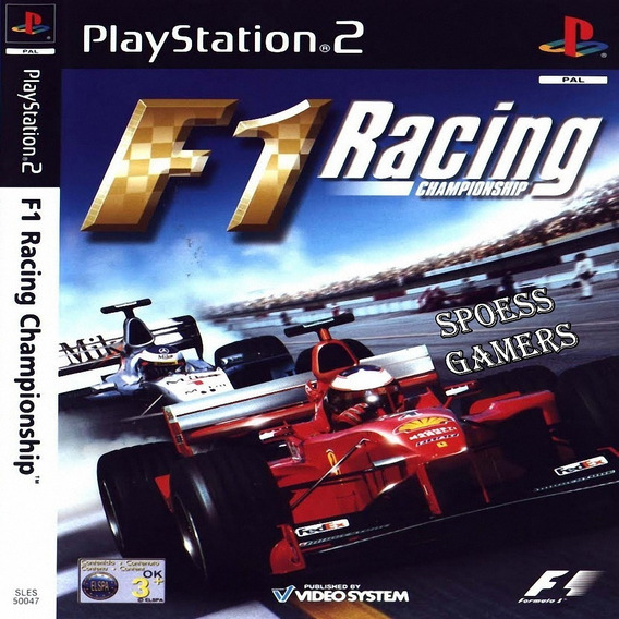 F1 Racing Championship Formula 1 Ps2 Patch