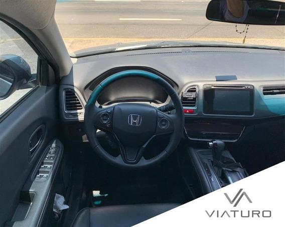 Honda Hr-v 1.8 16v Flex Exl 4p Automático 2017/2018
