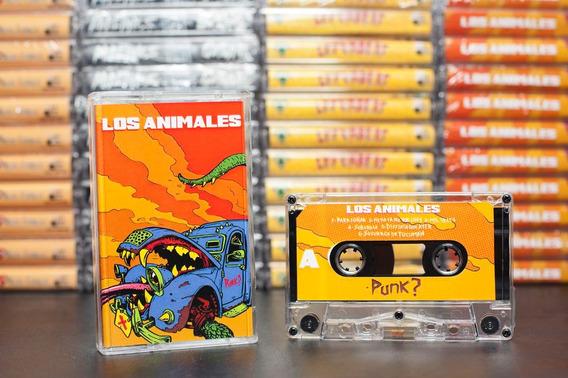 Cassette Los Animales - Punk?