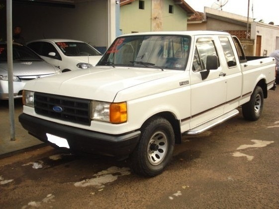 Ford F 1000 3.6 Super Serie 1995 Whast 11 9 6188 1080