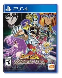 Saintseiya Soldiers Soul - Ps4