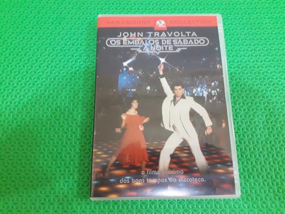 Dvd Os Embalos De Sábado À Noite John Travolta Dublado