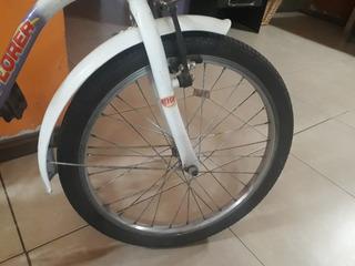 Bicicleta Rodado 20 Niña